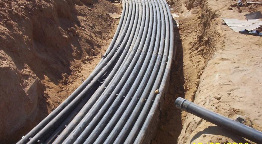 Civil Works for Fiber Optics Alternative Routes – Greater Cairo