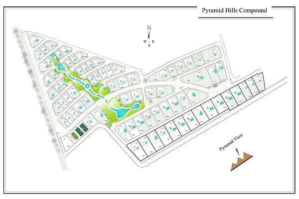 Pyramids Hills Compound Network